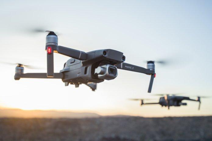 Corso per pilota di droni